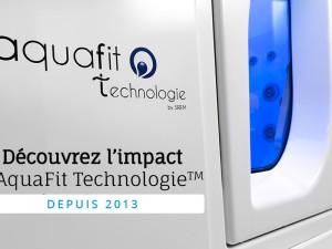 L'impact d'AquaFit Technologie depuis 2013
