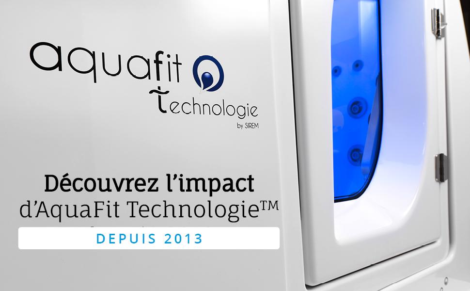 AquaFit Technologie depuis 2013
