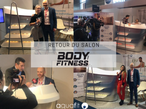 Retour du Salon Body Fitness