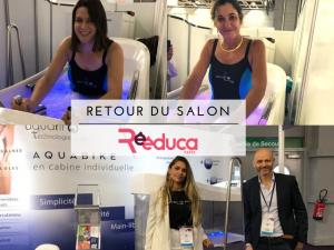 RETOUR SALON REEDUCA DU 3 AU 5 OCTOBRE 2019