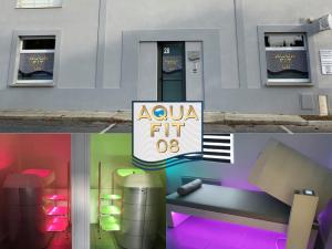 Ouverture du centre de remise en forme AQUAFIT 08